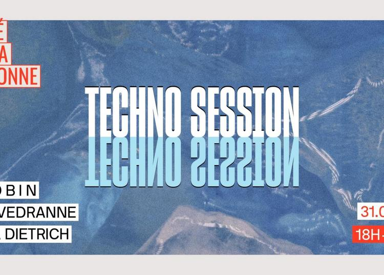 Techno Session | Slab Note by JFX à Villeurbanne
