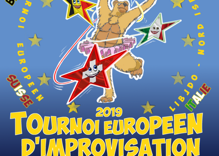 Tedi 3ème Tournoi Européen D'improvisation De La Libjdo à Bourgoin Jallieu