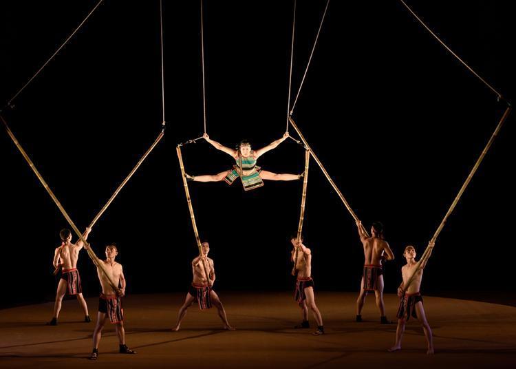 Teh Dar / Nouveau Cirque du Vietnam à Elbeuf