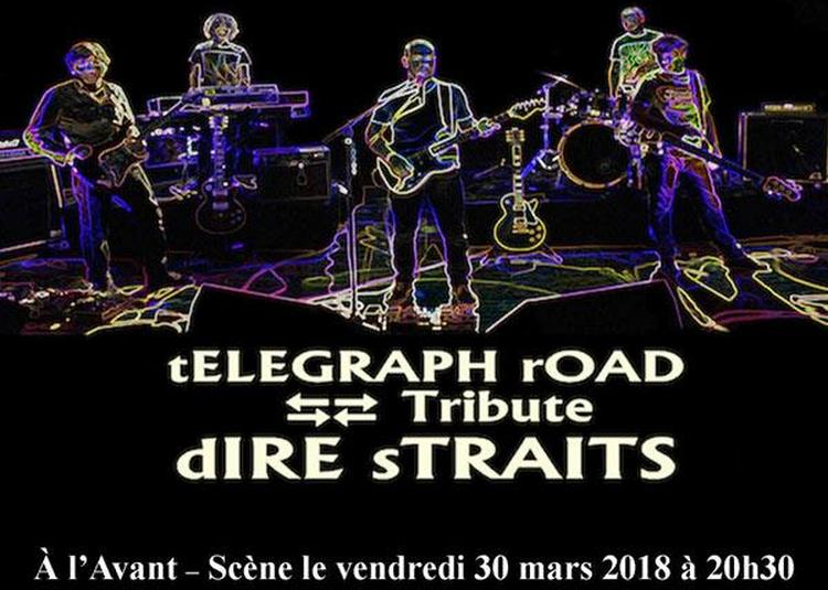 Telegraph Road Tribute Dire Straits à Paray Vieille Poste