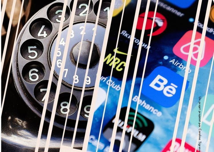 Télépholie, L'expo Qui Vous Appelle à Colombes