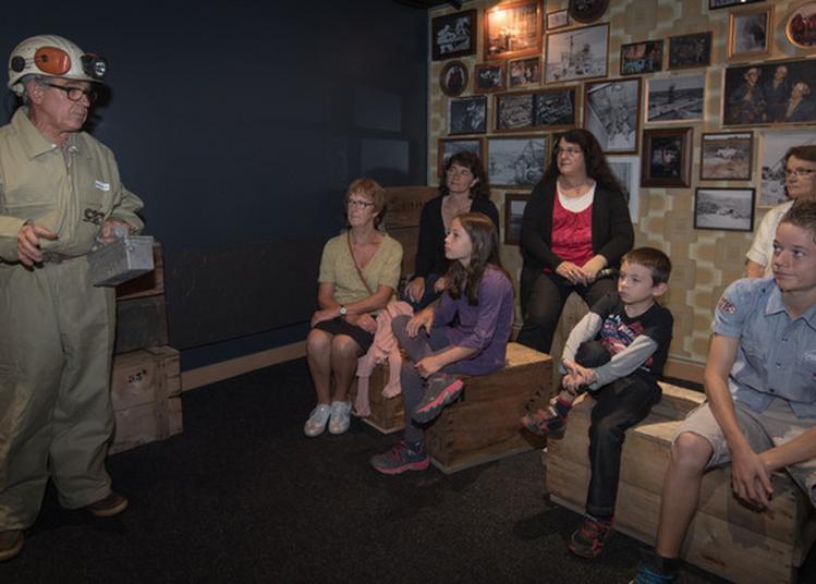 Témoins De La Mine à Saint Crespin sur Moine