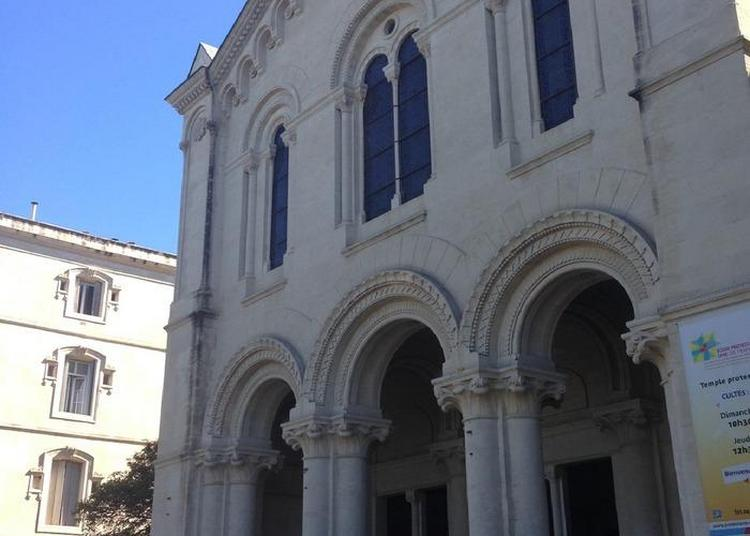 Temple Protestant à Montpellier