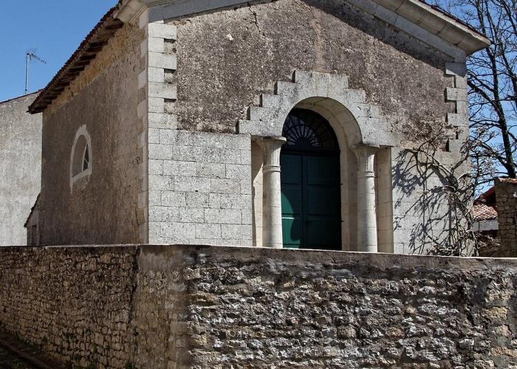 Temple Protestant à Sainte Hermine