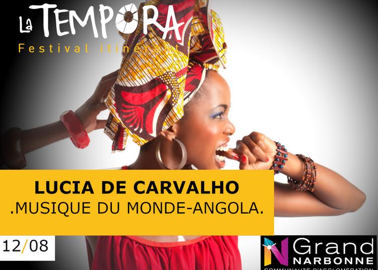 Tempora: Lucia de Carvalho, Artiste lumineuse, divine ambiance à Peyriac de Mer