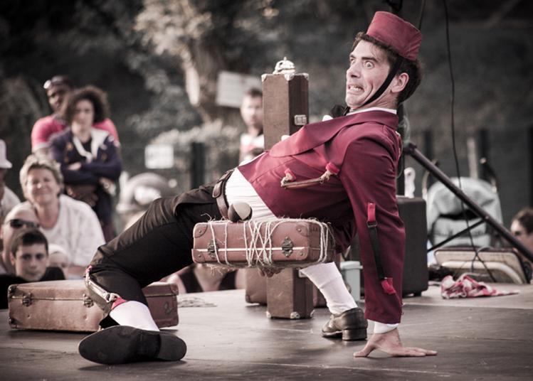 Tendance Clown à Noailles 2019