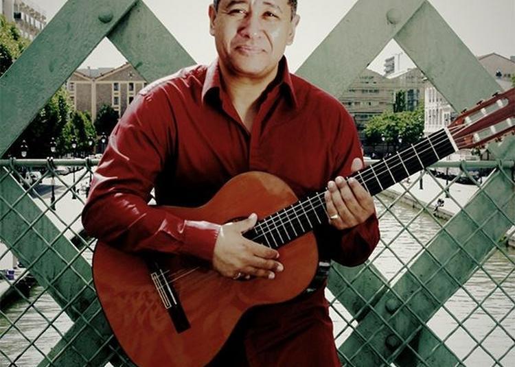 Teofilo Chantre Invite Monica Pereira à Fontenay Sous Bois