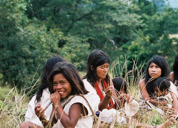 Terre ! Le rendez-vous écologie, Spécial Indiens Kogis à Lyon