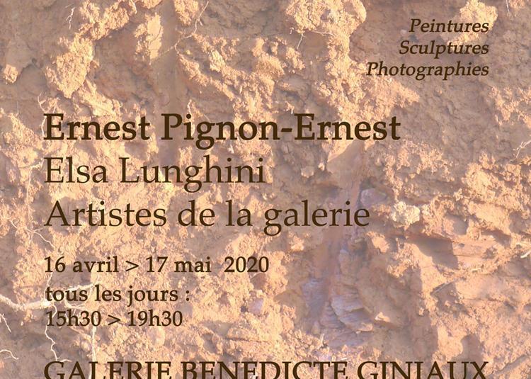 Terres D'afrique - Exposition Collective à Bergerac