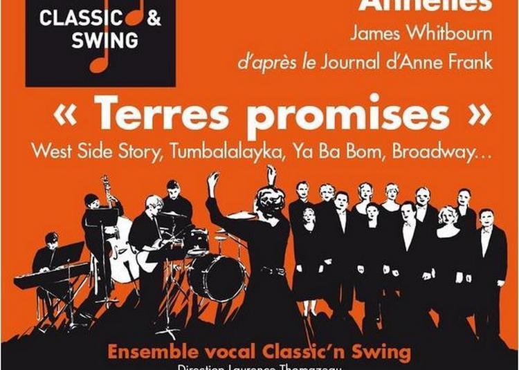 Terres Promises à Paris 15ème