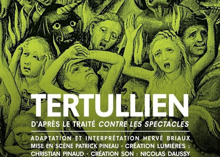 Tertullien à Paris 6ème