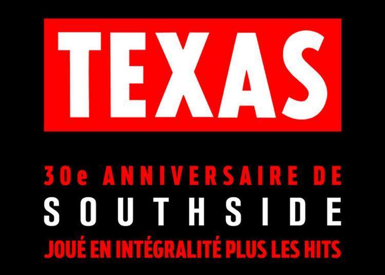 Texas - Report à Paris 19ème