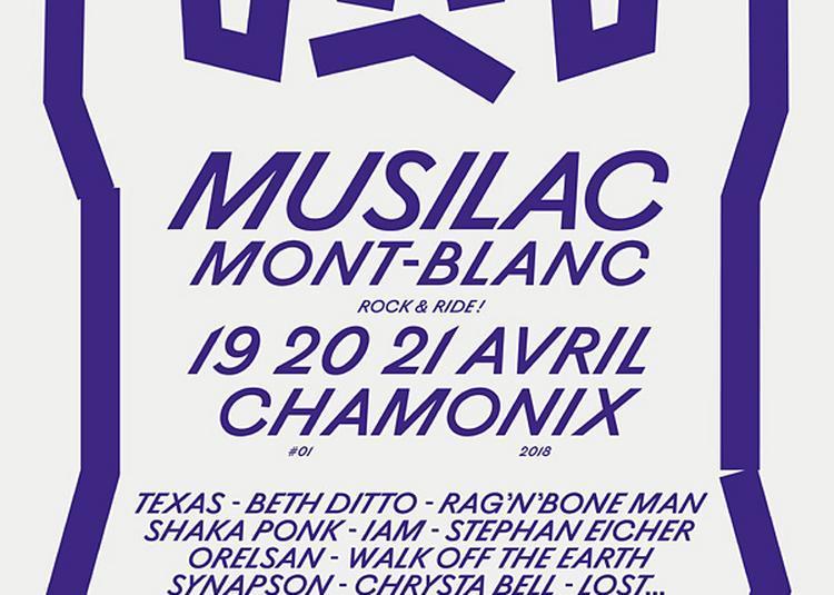 Texas, IAM, Beth Dito à Chamonix Mont Blanc
