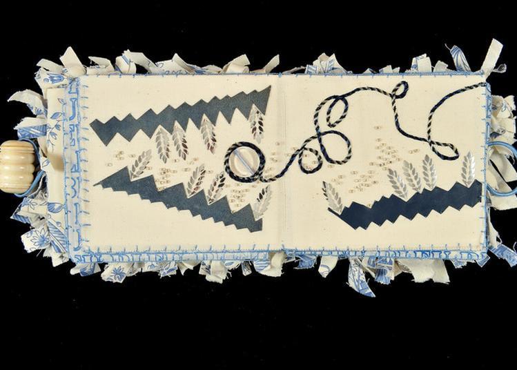 Textiles à L'honneur à Paris 4ème