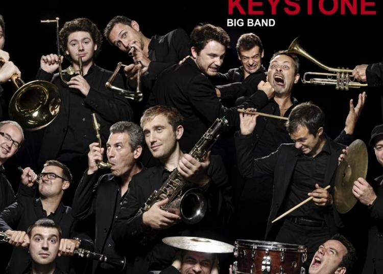 The Amazing Keystone Big Band à Aix en Provence