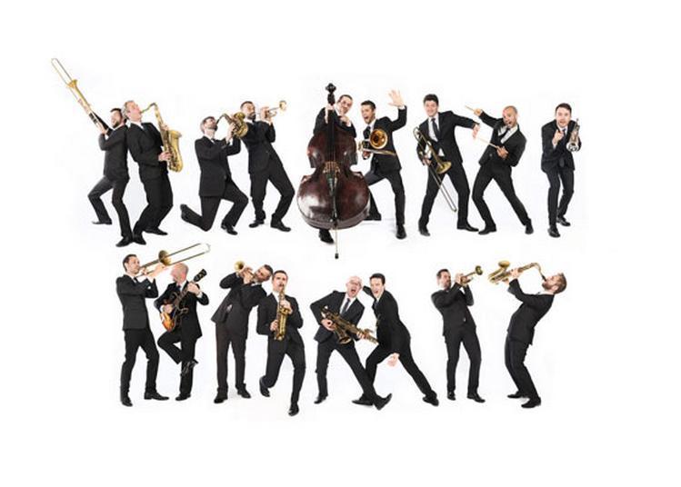 The Amazing Keystone Big Band à Saint Raphael