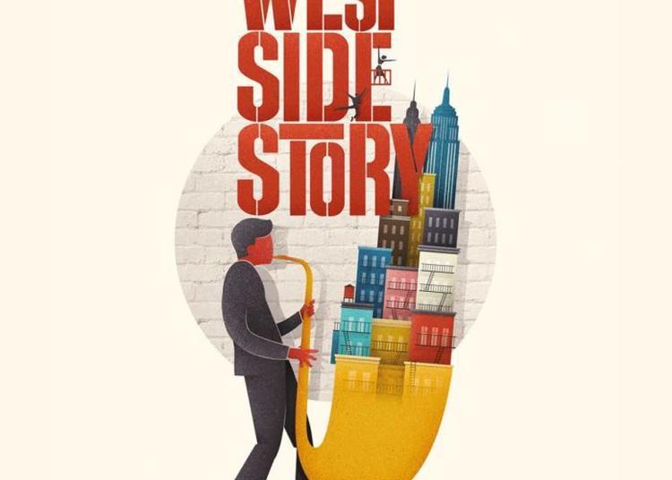 The Amazing Keystone Big Band - West Side Story à Paris 15ème