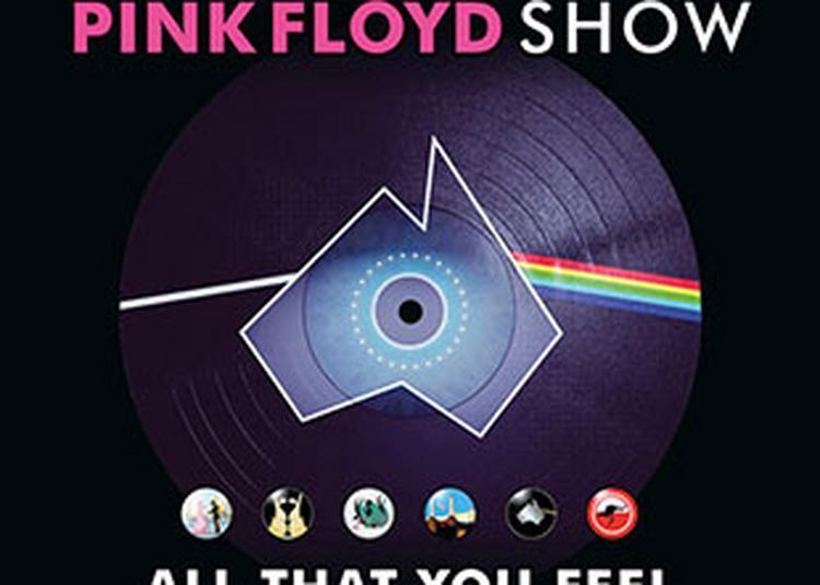 The Australian Pink Floyd Show à Saint Etienne