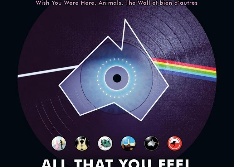 The Australian Pink Floyd Show à Tours