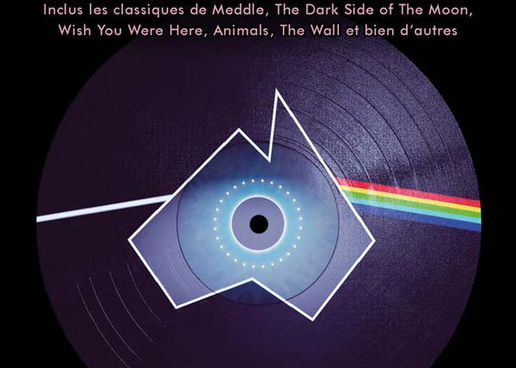 The Australian Pink Floyd Show à Paris 17ème