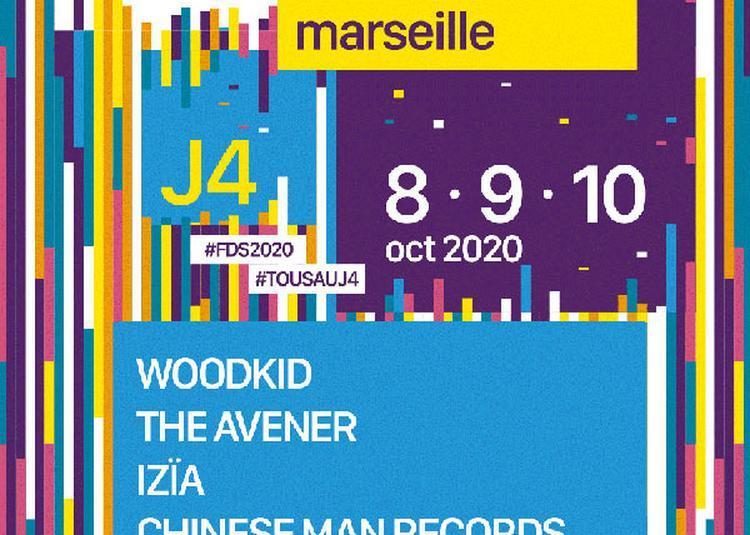 The Avener - Izia - Rocio Marquez à Marseille