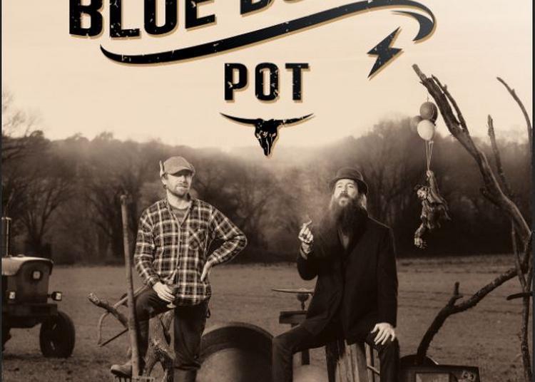 The Blue Butter Pot à Migennes
