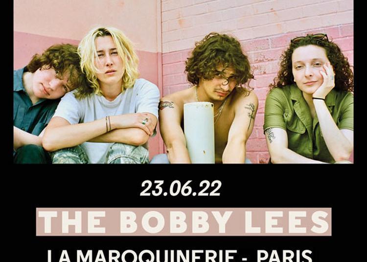 The Bobby Lees à Paris 20ème
