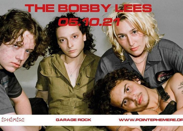 The Bobby Lees à Paris 10ème