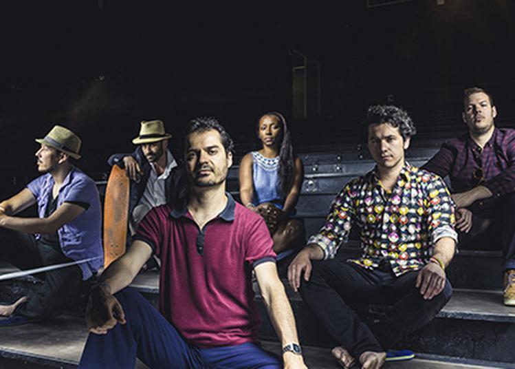 The Bongo Hop + Graines De Sel + Pursuance Quintet à Auch