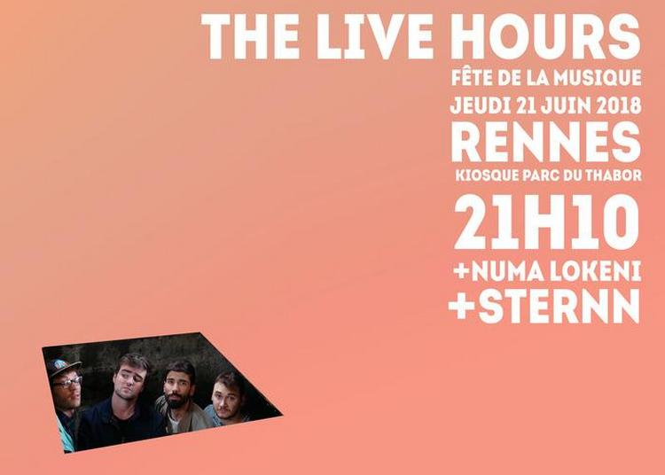 The Burmese Days Présente : The Live Hours à Rennes