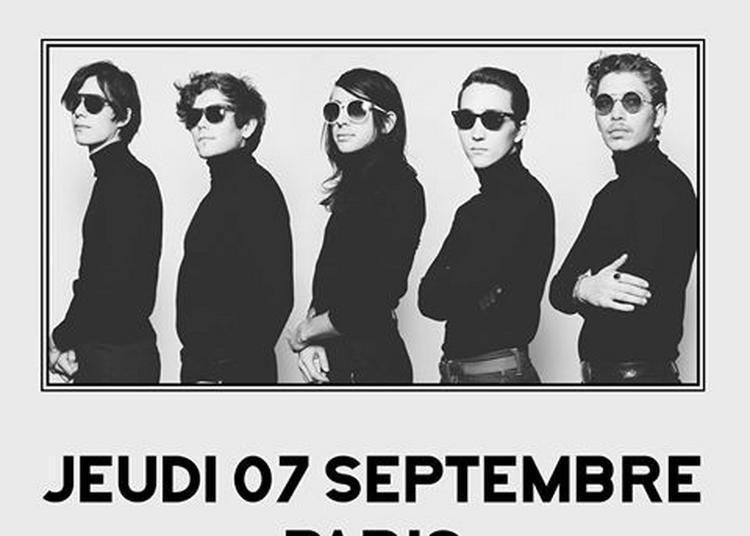 The Buttertones + guest à Paris 19ème