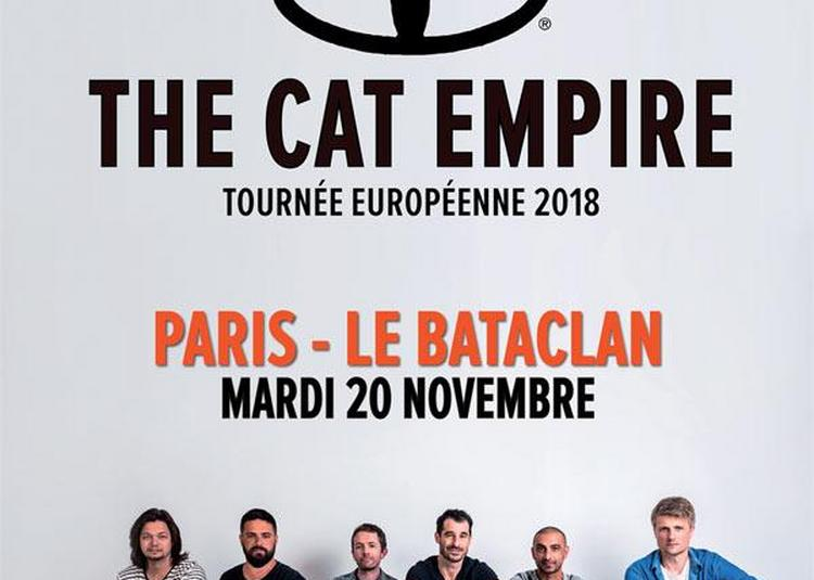 The Cat Empire à Paris 11ème