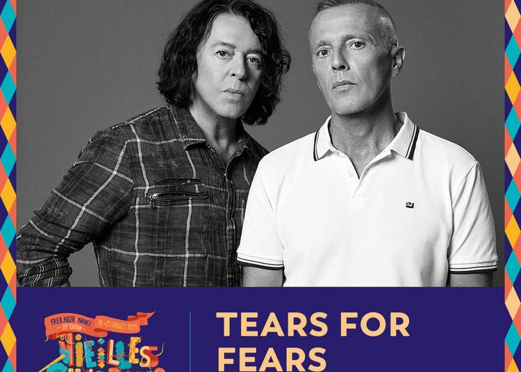 Tears for Fears / Caballero & JeanJass / Boulevard des Airs à Carhaix Plouguer