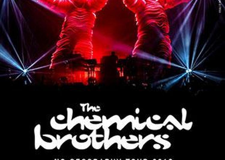 The Chemical Brothers à Boulogne Billancourt