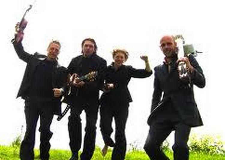 The Churchfitters + The Shiels à Montlucon