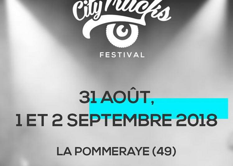 Shaka Ponk - The city Trucks festival à La Pommeraye le 1er septembre 2018
