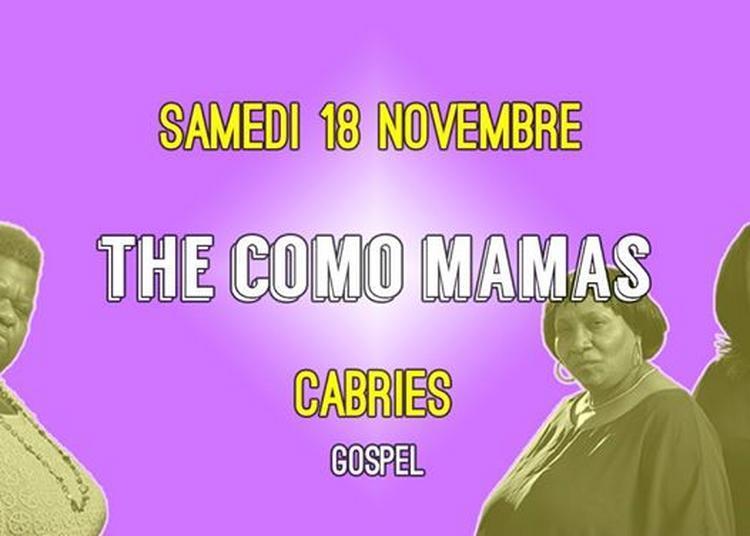 The Como Mamas à Cabries