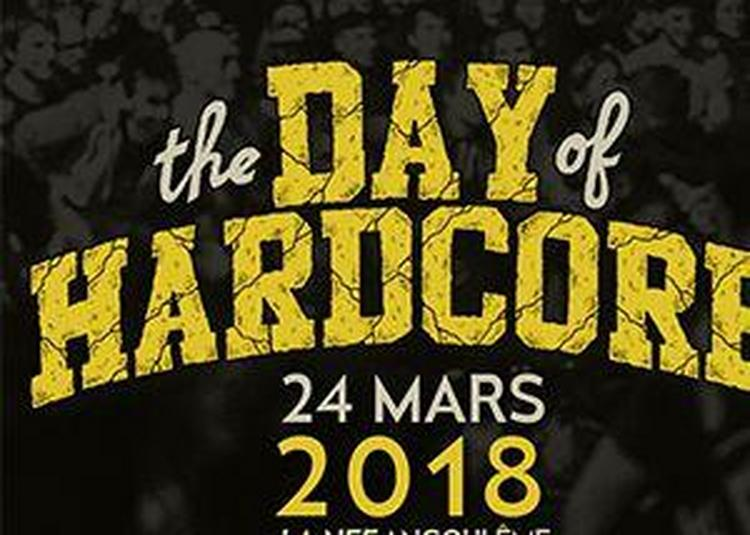 The Day Of Hardcore : Trash Talk +deez Nuts+brutaly Will Prevail à Angouleme