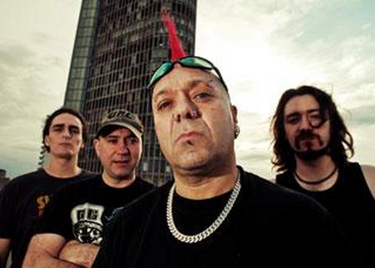 The Exploited à Creil