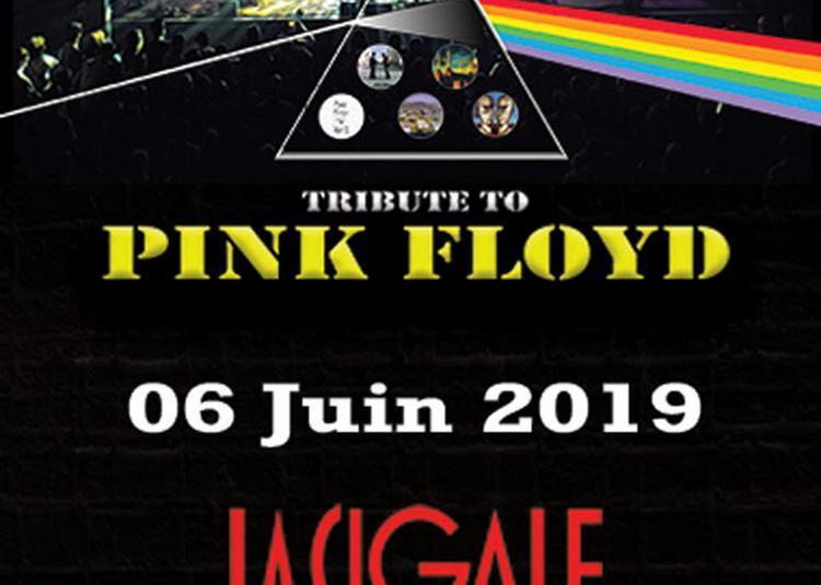 The Floyd à Paris 18ème