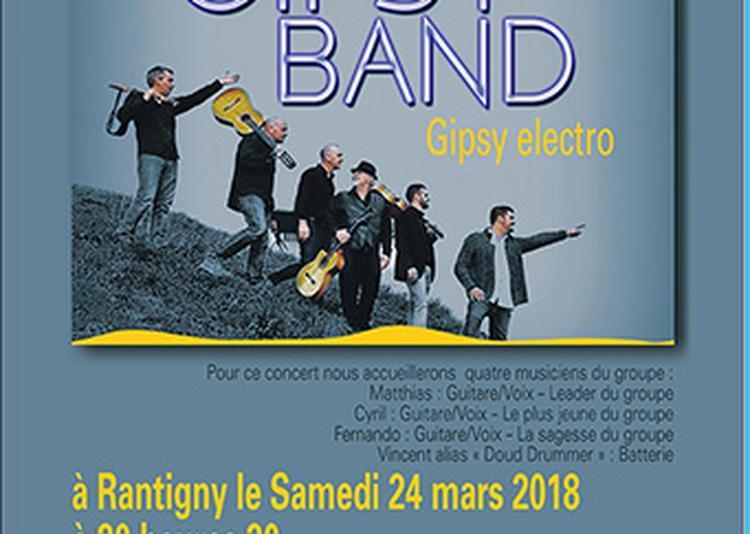 The Gipsy Band à Rantigny