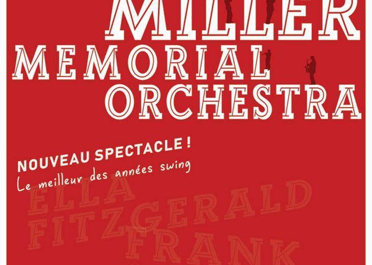 The Glenn Miller Memorial Orchestra à Sausheim