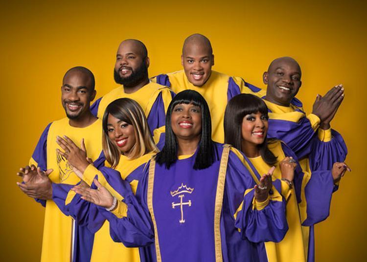 The Glory Gospel Singers à Sarzeau