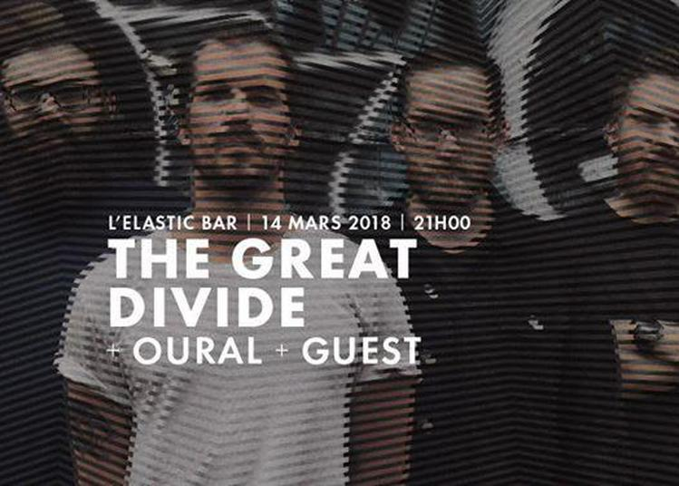 The Great Divide / Oural (+ Guest) à Strasbourg