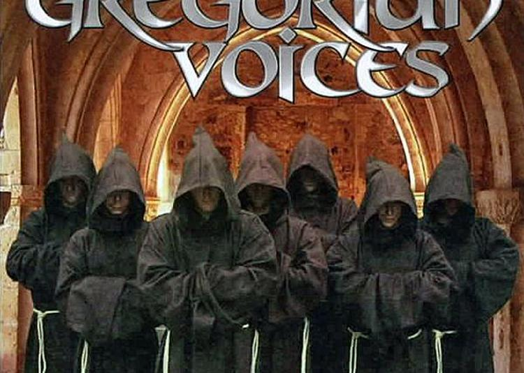 The Gregorian Voices à Rodez