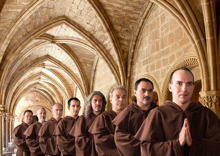 The Gregorian Voices à Brive la Gaillarde