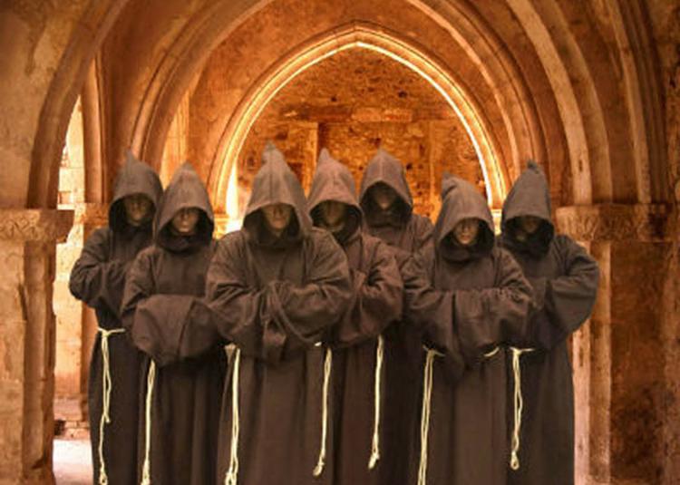 The Gregorian Voices à Champdieu