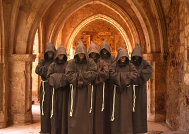 The Gregorian Voices à Morlaix