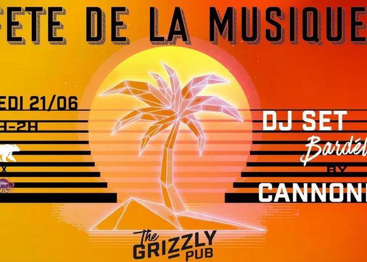 The Grizzly Pub fête de la Musique à Bordeaux