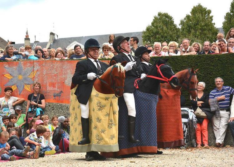 The Horsemen à Calais